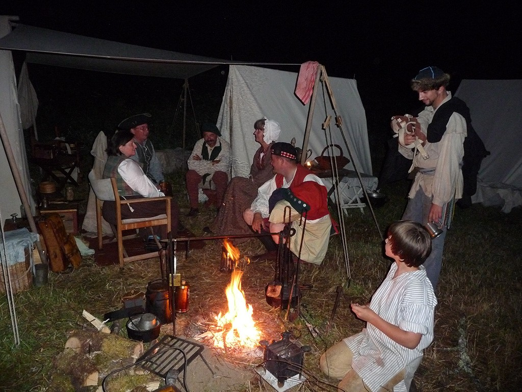 The Northwest Colonial Reenactors Association | Where