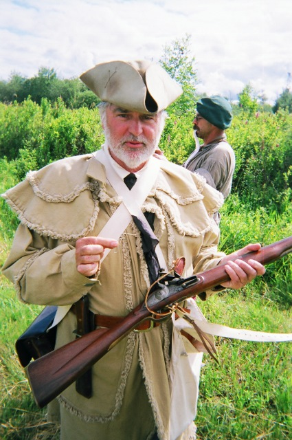 Our Officers | The Northwest Colonial Reenactors Association